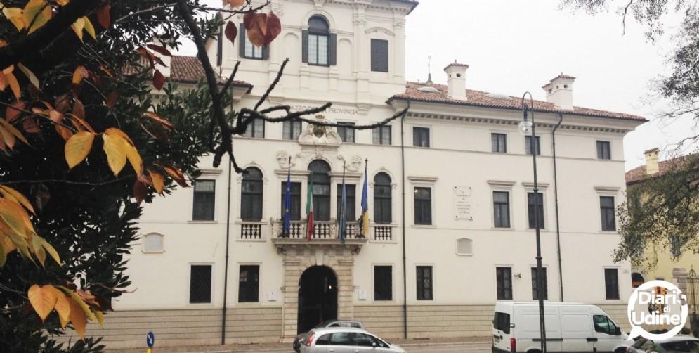 Patrimonio: uffici regionali e comunali nell'ex Provincia Udine