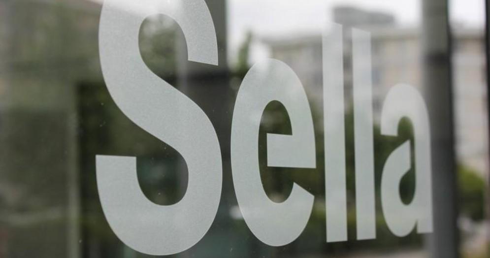 Il logo di Banca Sella