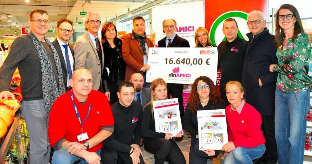 Monfalcone: da Despar 16.640 euro a sostegno del Servizio Territoriale di Neuropsichiatria Infantile