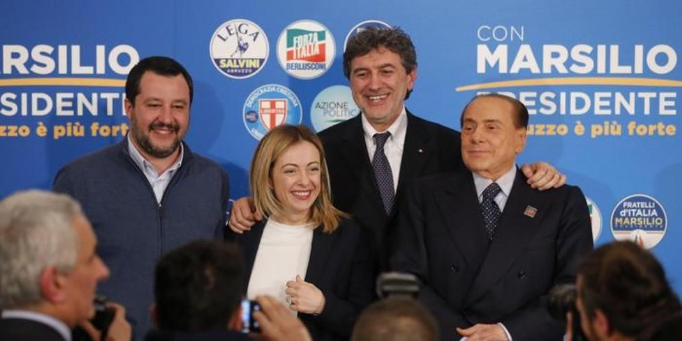 Regionali Abruzzo: il primo test per il Governo incorona la Lega, M5s dimezzato