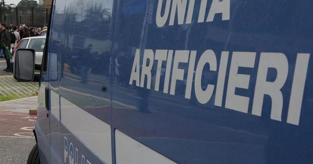Unità Artificieri della Polizia di Stato
