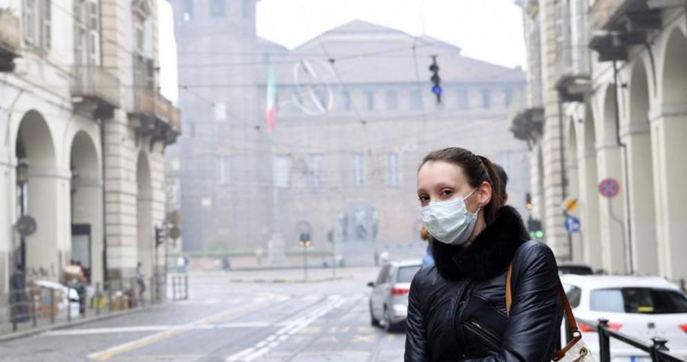 Allarme smog a Torino, già superato il limite massimo Pm10