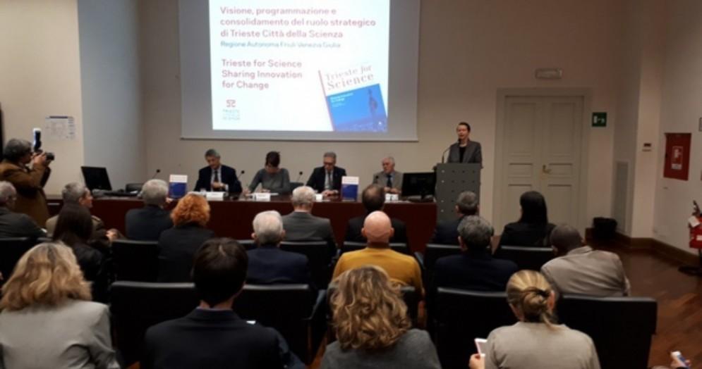 «Trieste for Science», l'innovazione e il sistema di ricerca a Trieste