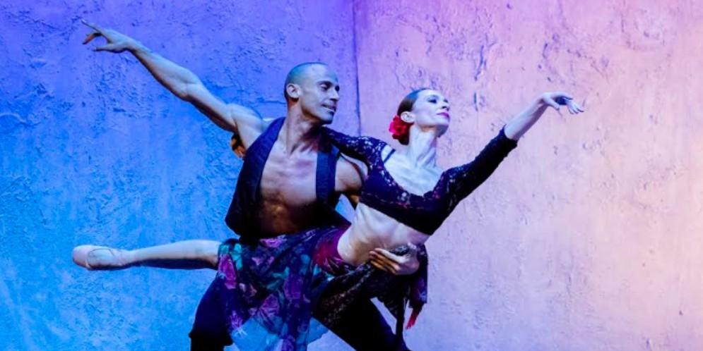 Il balletto 'Carmen' con Ambeta e Amilcar a Cormons