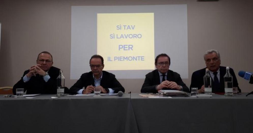 Presentata la lista «SiTav SiLavoro per il Piemonte»