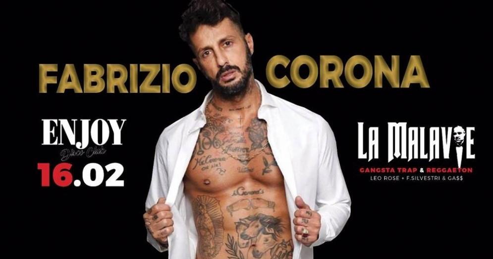 Fabrizio Corona torna in Friuli: darà un'altra 'buca'?