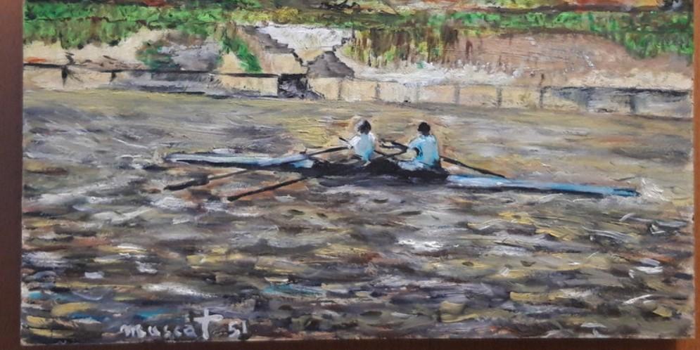 «L'Arte si Mostra in Succursale», fino al 28 febbraio le opere di Claudio Contessa