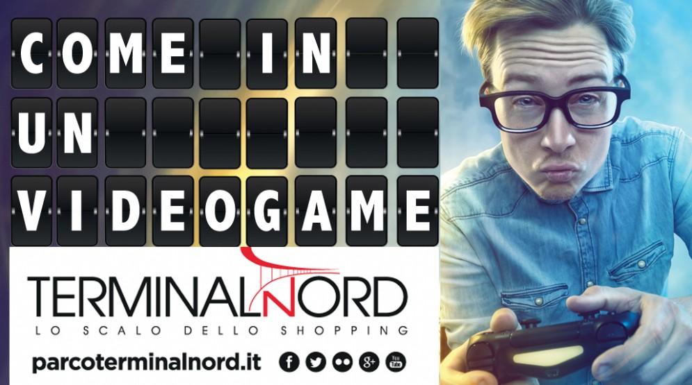 Il 'Gamer Village' fa tappa al Terminal Nord