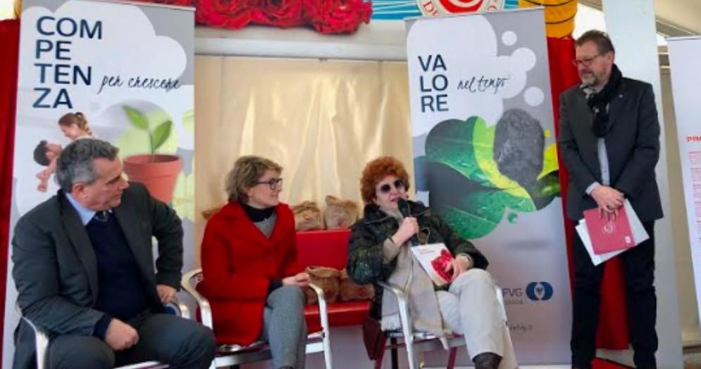Cultura, per Gibelli la Rosa dell'Isonzo va sostenuta con orgoglio e passione