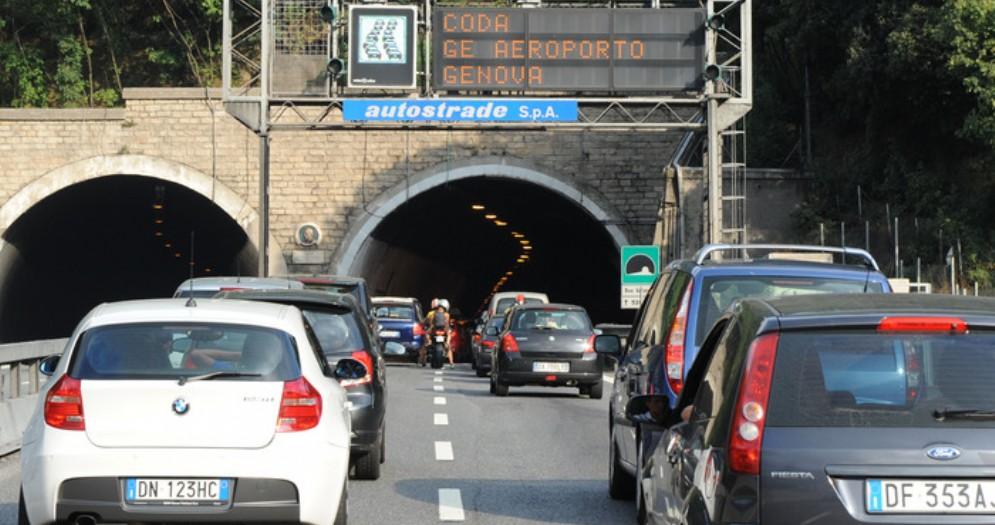 Autostrada A10 - Immagine di repertorio