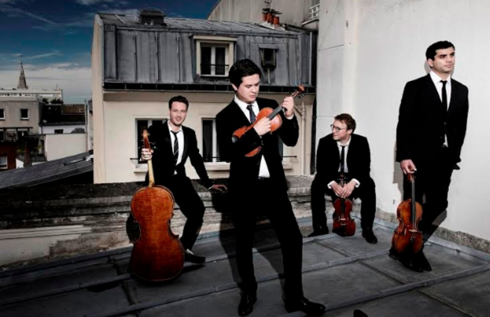 Il tour mondiale dei Quatuor Van Kuijk fa tappa a Pordenone