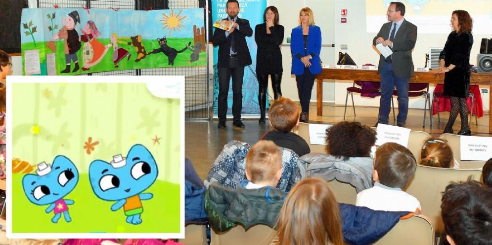 ARLeF presenta Tui e Tuie: i nuovi cartoni animati in friulano