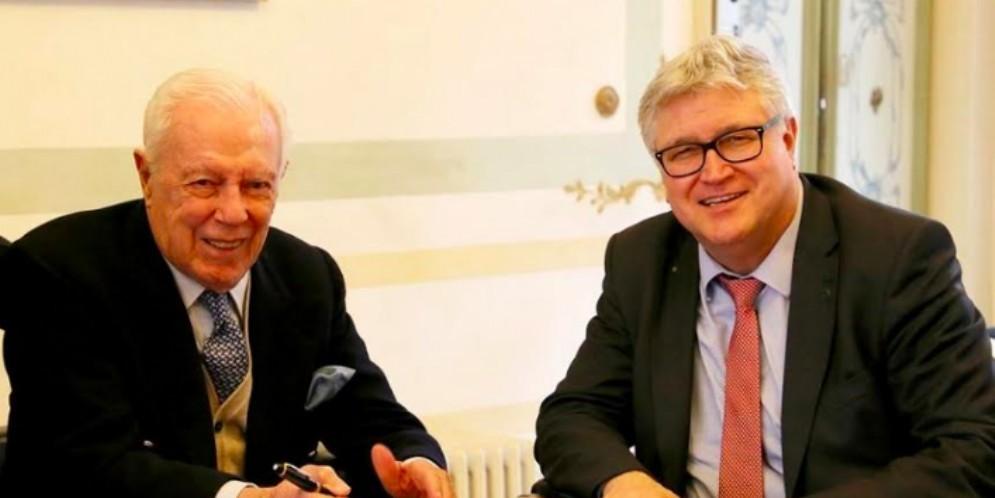 Palazzo Palladio è dell'Università di Udine: firmato l'atto di donazione