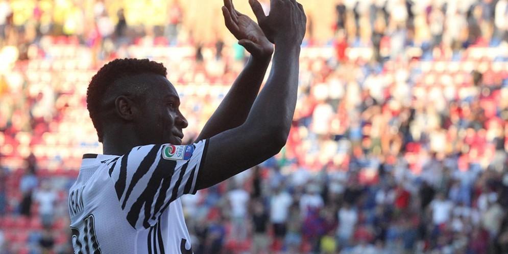 Moise Kean, attaccante della Juventus