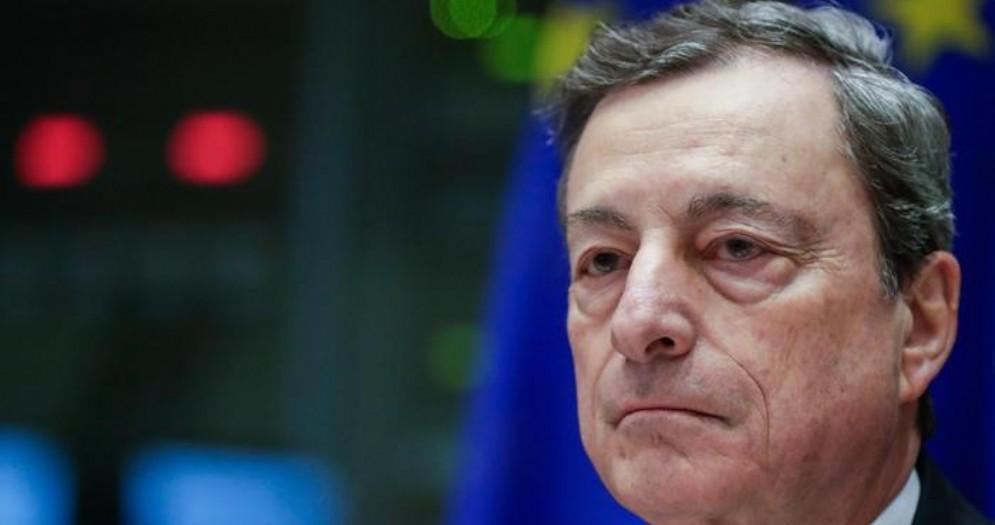 Laurea ad honorem a Mario Draghi: