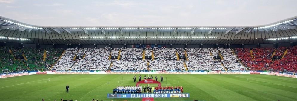 L'Italia torna allo stadio Friuli per sfidare la Finlandia