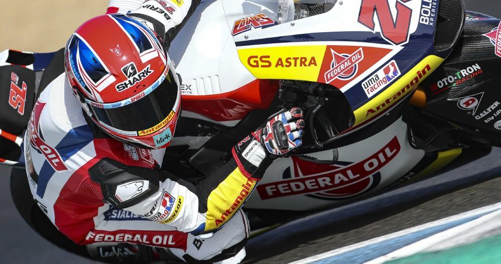 Federal Oil Gresini Moto2, Deltomed conferma e raddoppia l'impegno