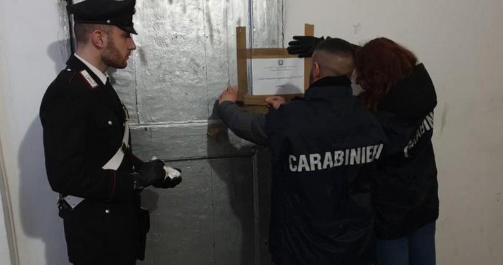 Spaccio di droga nel centro storico, sequestrato il «covo» della banda
