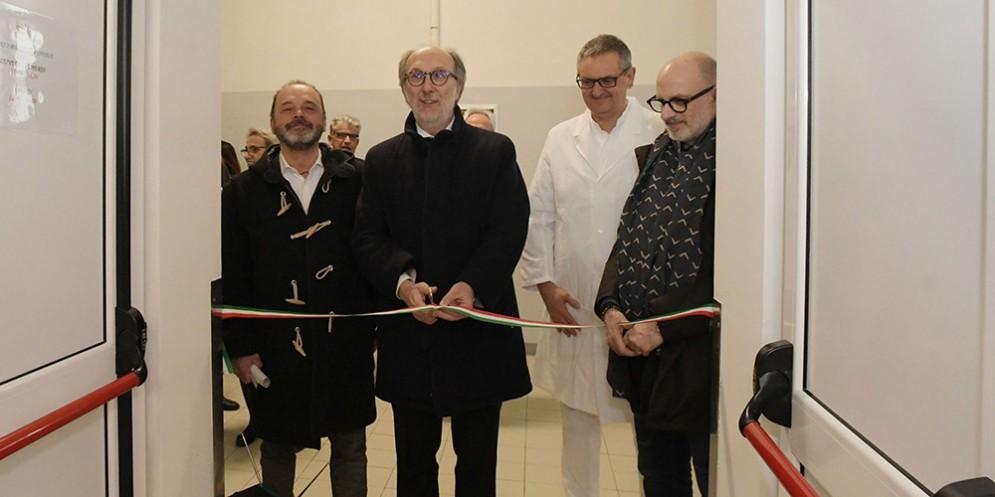 Trieste: inaugurata la nuova mensa aziendale dell'Ospedale Maggiore