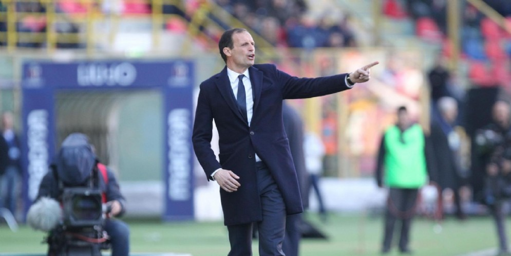 Massimiliano Allegri, allenatore della Juventus da 5 anni