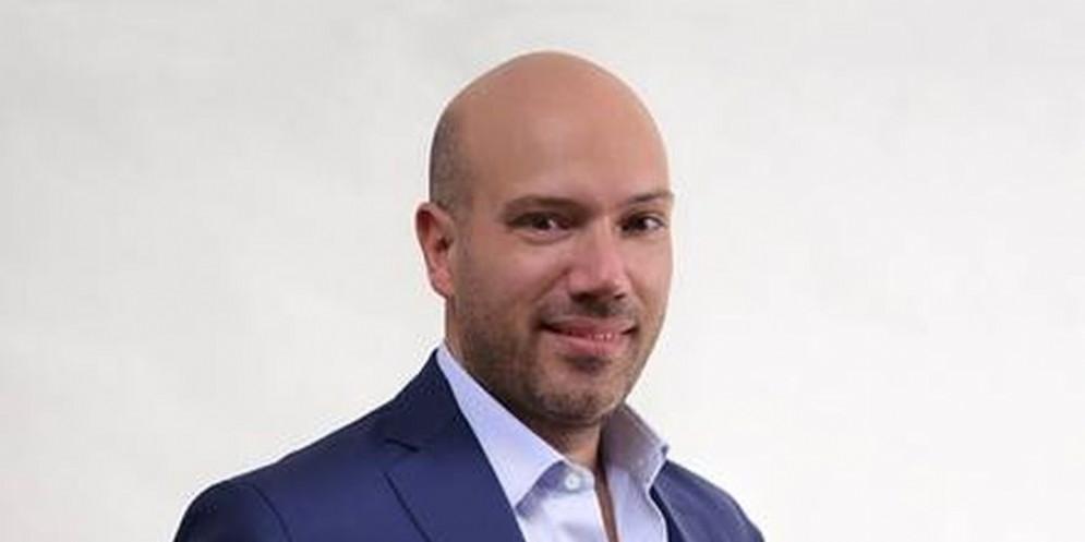 Michele Tolu, fondatore di OrangePix