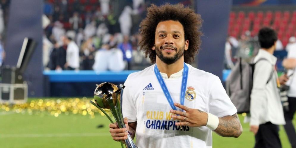Marcelo, terzino sinistro del Real Madrid e della nazionale brasiliana