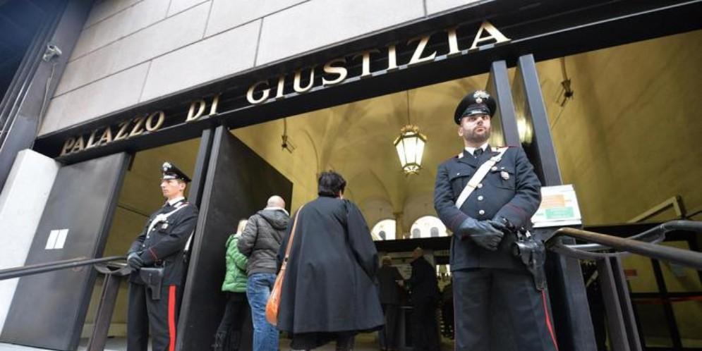 Il Palazzo di Giustizia di Genova