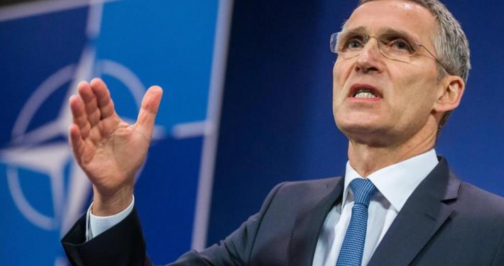 Il segretario generale della Nato, Jens Stoltenberg