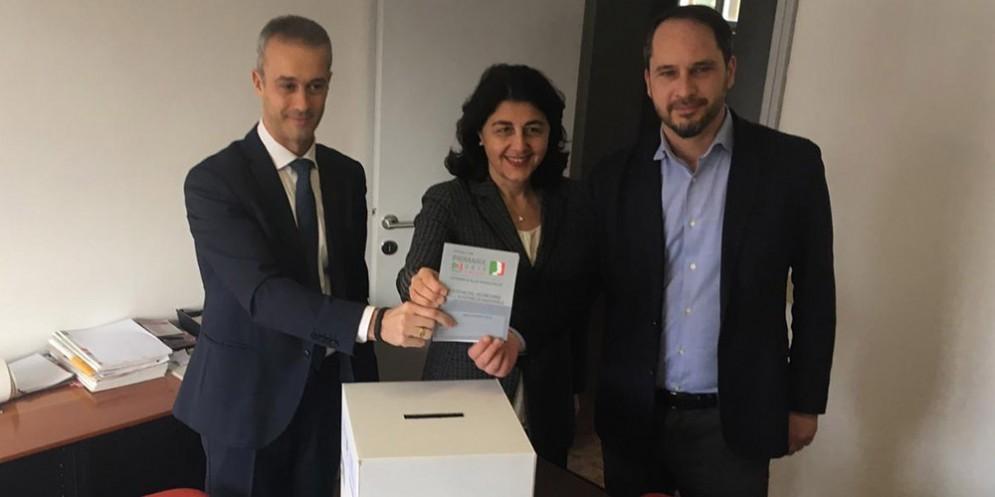 Udine, Shaurli: «Uno straordinario momento di democrazia»