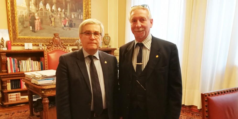 Udine, è arrivato il nuovo comandante della Polizia locale