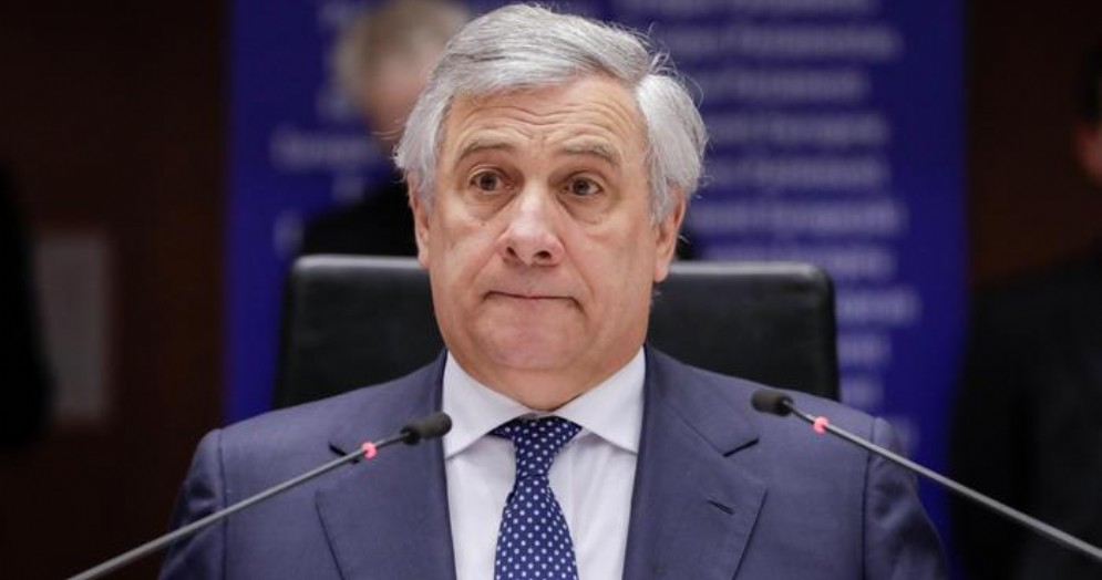 Antonio Tajani, Presidente dell'Europarlamento