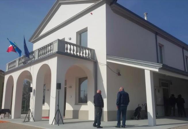 Dopo oltre 70 annil'ex asilo di Blessano è di a disposizione della comunità