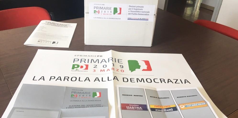 Primarie Pd: in Fvg 25mila votanti. Vince Zingaretti con il 71,40%
