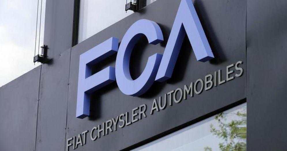 Il logo di FCA