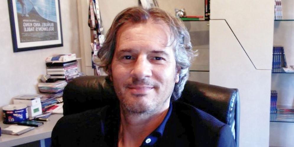 Nicola Burgay, Amministratore Unico di Delta Pictures