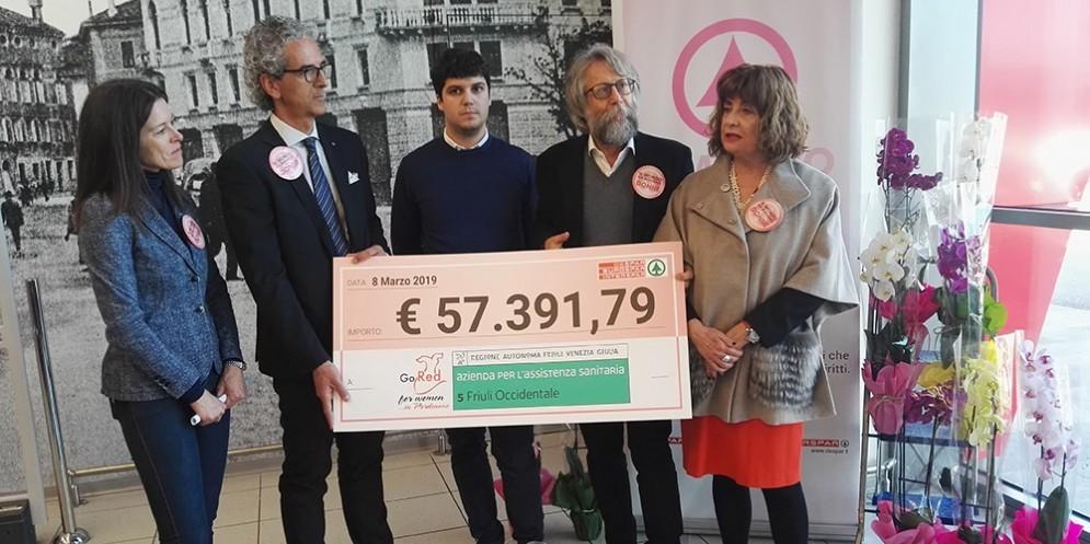 Despar: più di 120 mila euro in soli 12 giorni a sostegno delle donne in difficoltà