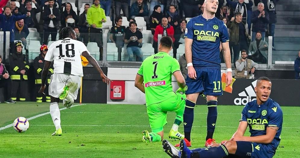 Un'Udinese piccola piccola perde con la Juve B