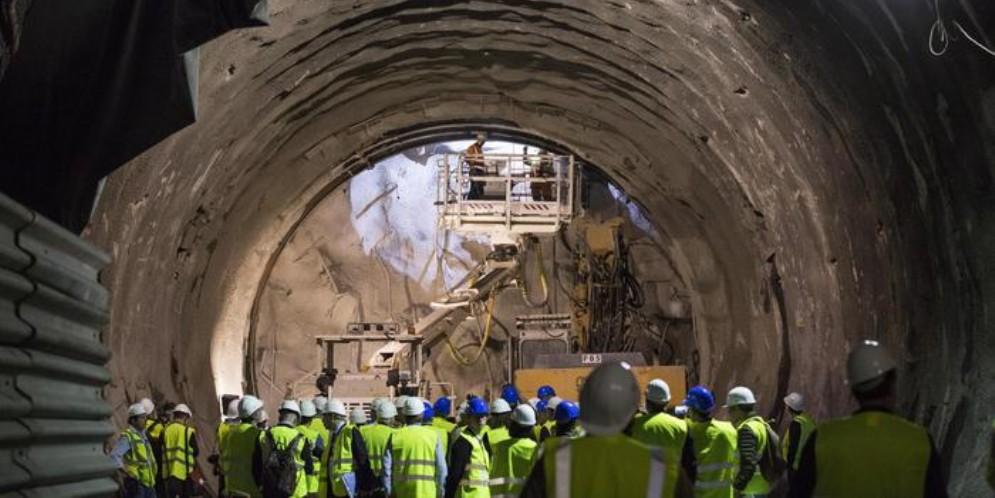 Il tunnel del TAV