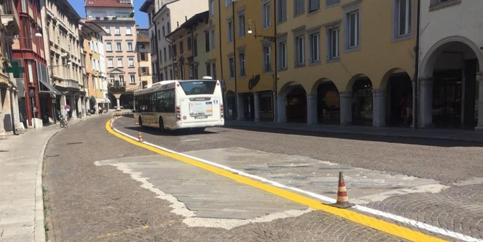 Contr'ordine della giunta Fontanini: niente più auto in centro