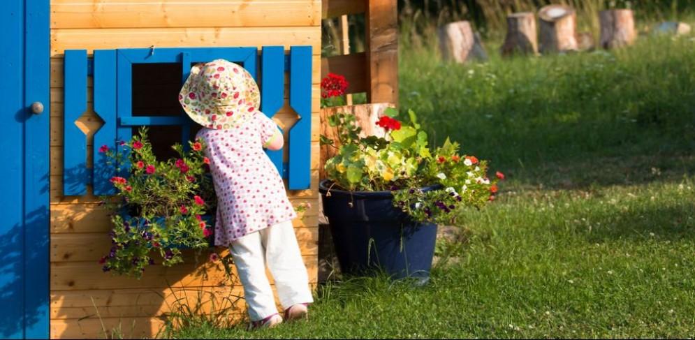 I vantaggi di una sala da giardino per ospiti