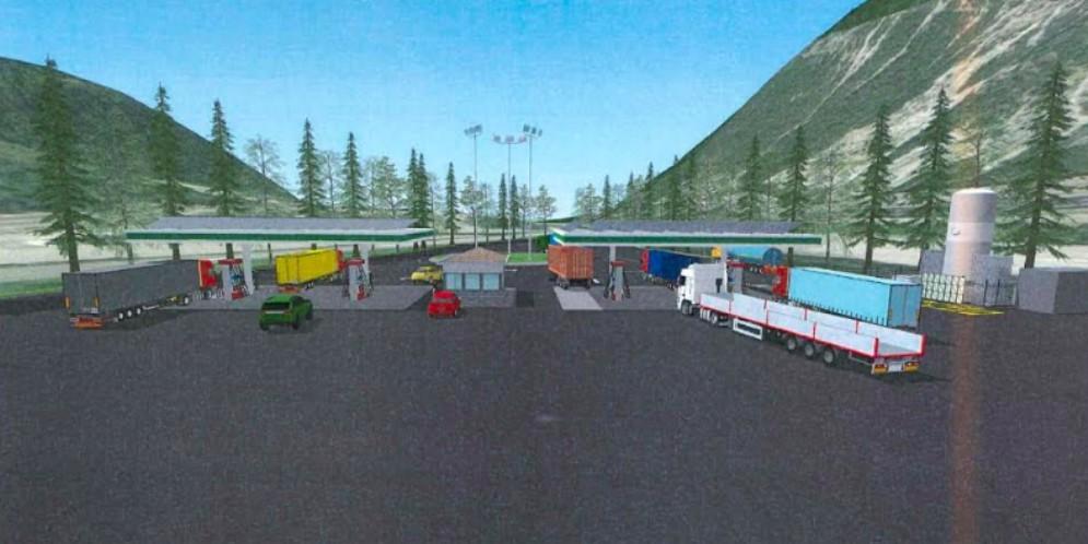 Autoporto di Pontebba: c'è un progetto di rilancio