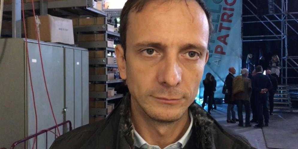 Il presidente Fvg, Massimiliano Fedriga