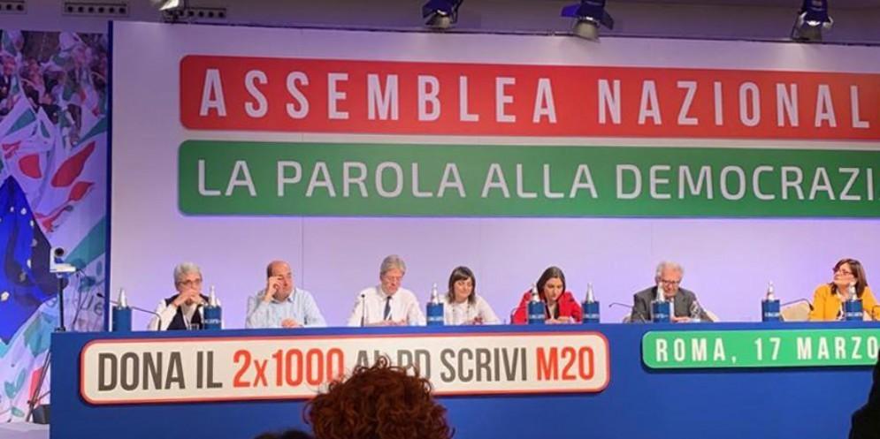 Partito Democratico: Serracchiani eletta vice di Zingaretti