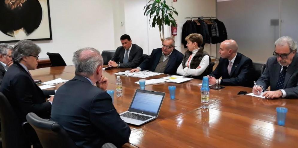 Via della Seta: dossier degli industriali Fvg da sottoporre all'autorità portuale