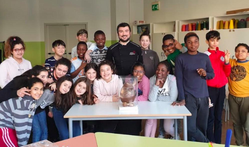 A 'scuola' di cioccolato grazie alla Cna Fvg