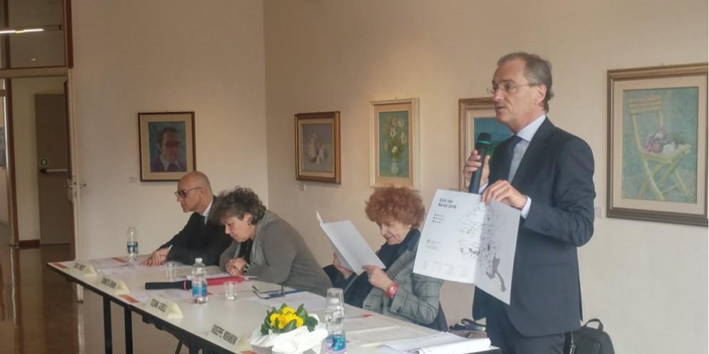 Presentato il bando restauro della Fondazione Friuli per il recupero di beni storico artistici
