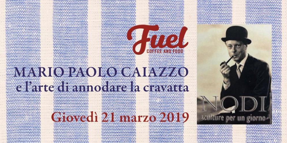 Da Fuel Coffee and Food il 21 marzo arriva 'Nodi, sculture per un giorno'