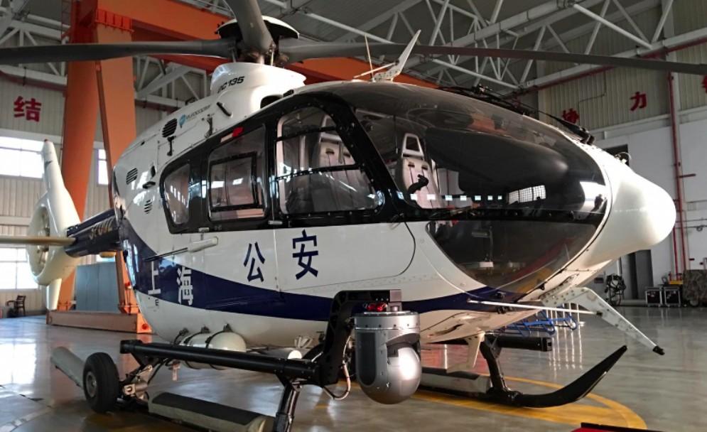 Elifriulia vola a Shangai per dotare la polizia di un sistema a infrarossi