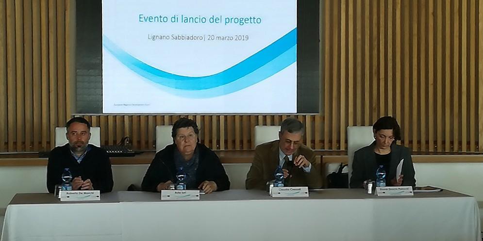 A breve la partenza del progetto 'RESPONSe', il comune di Lignano Sabbiadoro farà da apripista