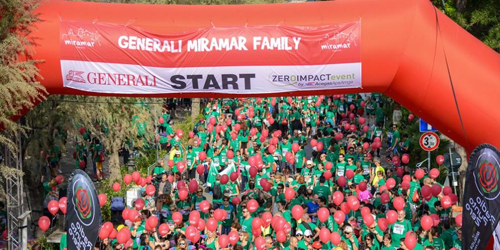 Al via domenica 5 maggio la 'Generali Miramar Family'